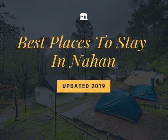 best places to stay in nahan