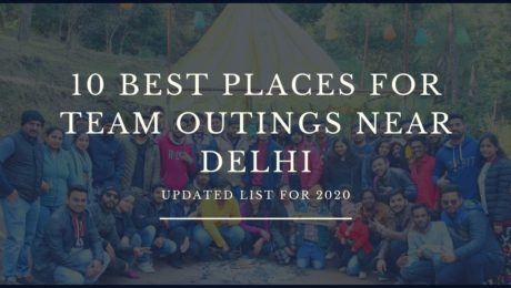 10 best places for team outings near delhi ncr camp roxx
